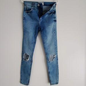 Ladies's Free People jeans